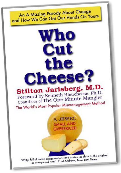 who moved my cheese full book pdf